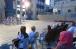 Во время концерта были исполнены украинские народные песни и танцы