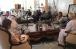 Перший заступник міністра інформполітики дає прес-конференцію в Кувейті