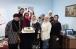 ©️ ИКЦ Сум/Фейсбук: 07.02.2021 г., г. Сумы, ИКЦ. Вечер, посвященный хиджабу