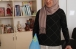 Очільниця Ліги мусульманок України, голова культурно-національної організації «Ана-Юрт» Ніяра Мамутова — учасниця заходу з нагоди Міжнародного дня рідної мови в Центрі національних культур «Сузір'я» ЗОУНБ