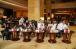 Королевская семья Малайзии любовалась украинскими вышиванками