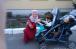 Субота і неділя — час візитів мусульманок до дитячих будинків