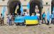 ©️Андрій Андрух/Львівська міськрада: 26.06.2020, Львів. Акція «Два прапори — одна країна!»
