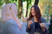 Жителі столиці із ізахопленням дізнаються, чому мусульманки люблять Діву Марію