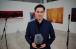 ©️Ахтем Сеітаблаєв/фейсбук: Серпень, 2020, Ахтем Сеітаблаєв — лауреат премії ім. Василя Стуса