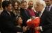 © ️ BBC Президент Греции говорит трем мигрантам: «Вы - символ гуманизма для Европы»