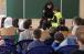 """Обізнаність, яка здатна врятувати життя: зустріч з патрульним копом у гімназії """"Наше майбутнє"""""""