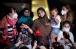 © Пресслужба Президента України: У ніч з 15 на 16 червня 2021 року в  аеропорту «Київ» (Жуляни) зустрічали українських громадян, що їх змогли повернути з сирійських таборів.