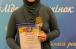 """A Muslim woman becomes """"Kyivite of the Year 2020"""""""