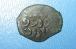 Монета карбування Орду-базару. 15 століття.