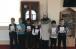 Ліга мусульманок України подарувала учням гімназій «Наше майбутнє» в Києві та Харкові книгу «Мухаммад і ти»