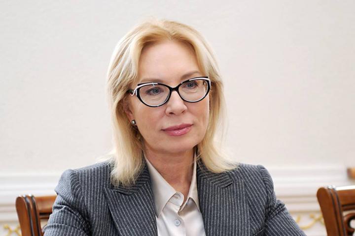 Денисова привлекает внимание к нарушению прав человека в тюрьмах оккупантов
