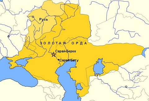 Столица Зoлoтoй Орды на Донбассе