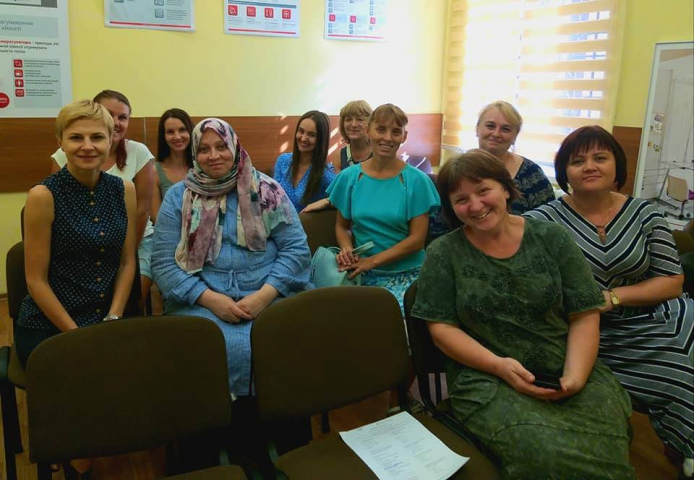 Женщины-переселенки из Крыма и Донбасса будут участвовать в «Бизнес-школе для женщин-ВПЛ»