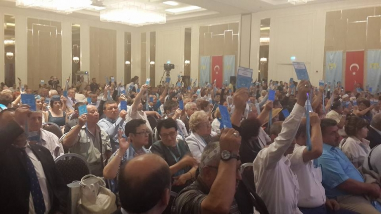 Всесвітній конгрес кримських татар