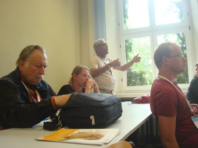 XXI Світовий конгрес міжнародної асоціації з вивчення історії релігій «Динаміка релігії: минуле і теперішнє» (XXI IAHR World Congress)