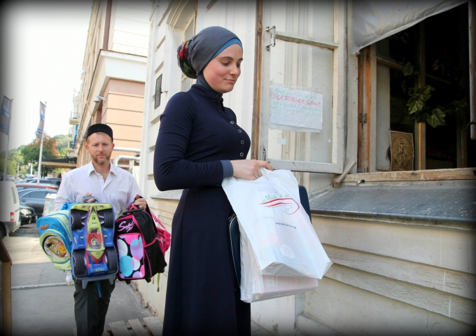 School supplies for the displaced children - let's make their lives easier!