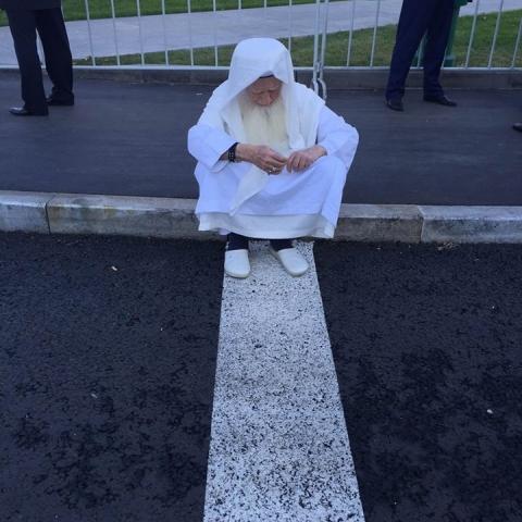 Шейха з Японії не пропустили на відкриття Соборної мечеті в Москві