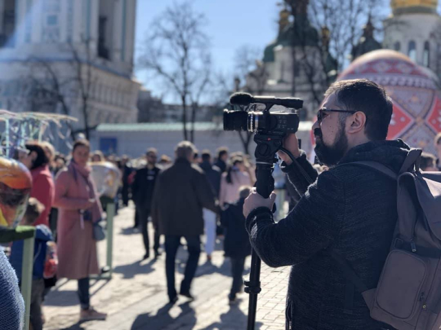 Собкор IRIB Эхсан Рефахи: «Я вижу Украину не только как независимую страну, а как мощную цивилизацию»