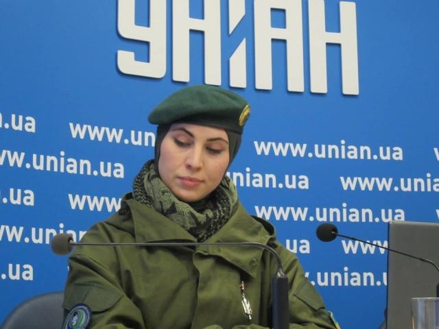 Каждый, кто погиб за Бога и ближнего, — герой Украины. Памяти Амины Окуевой