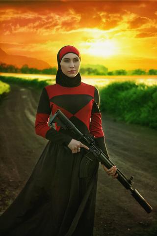 Ім'я героїчної мусульманки, що віддала життя за Україну, увічнять у Дніпрі