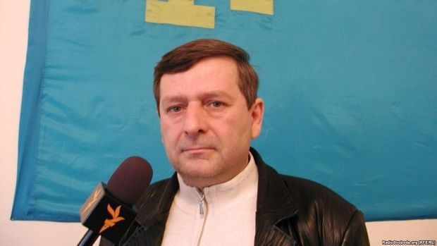 EU calls for the release of Chiygoz and all illegally detained Ukrainians