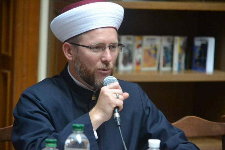 З усієї мусульманської спільноти ДУМУ «Умма» першим проявило своє проукраїнське ставлення під час Революції Гідності, — шейх Саід Ісмагілов
