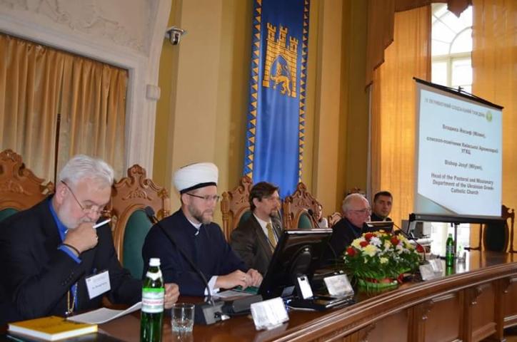 IX Екуменічний соціальний тиждень: шейх Саід Ісмагілов серед доповідачів