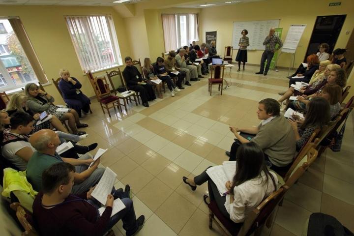 Українські мусульмани беруть участь в проекті «Діалог у дії»