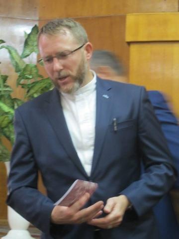 Громадянське суспільство дбає про майбутнє України, — Саід Ісмагілов