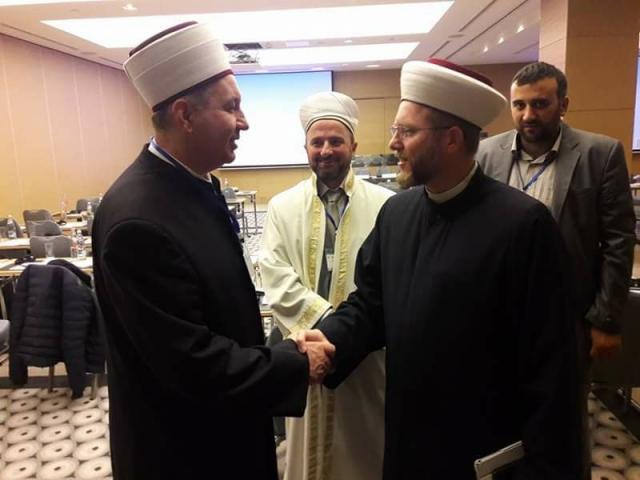 Взаємна повага та підтримка сприятиме миру, братерству між вірними різних релігій, — муфтій Саід Ісмагілов
