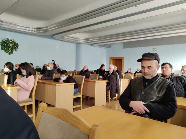 ІКЦ Дніпро: 26.02.2021 р. Захід на вшанування пам'яті жертв Ходжалинської трагедії