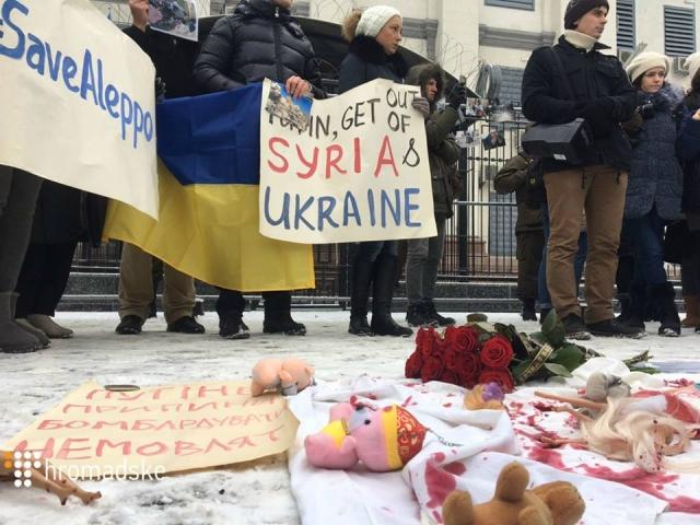 Імами ДУМУ «Умма» закликали одновірців підтримати мирний протест під Посольством РФ