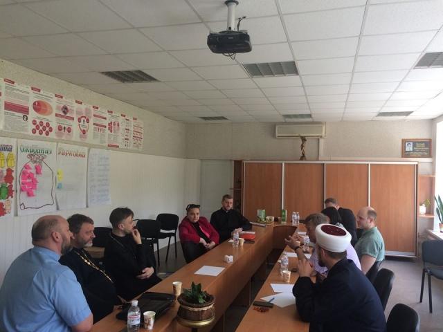 Мусульмани України не стоять осторонь боротьби з поширенням епідемії ВІЛ-СНІД