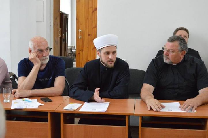 Євген Глущенко: «Мир в Україні турбує кожного — незалежно від конфесії»