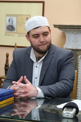 Імам Мурат Сулейманов: «Сучасні мусульманки і християнки мають наслідувати скромність, мудрість і відвагу Марії»