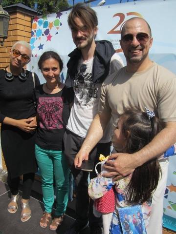 Свято вдалося на славу, — Група міжрелігійного миру відвідала Ісламський культурний центр в Ід аль-Фітр