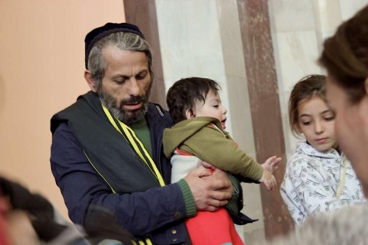 «Зал ожидания». От чего и куда бегут чеченские беженцы?