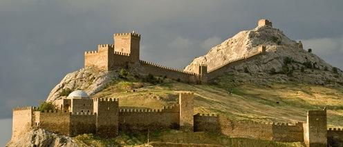 Росія привласнила історичні пам'ятки в Криму