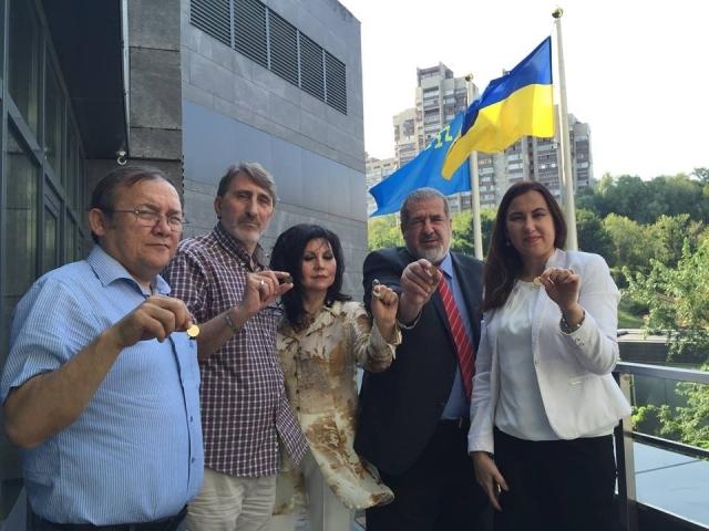 Окупанти оштрафували в минулому році кримських татар майже на 3 млн грн