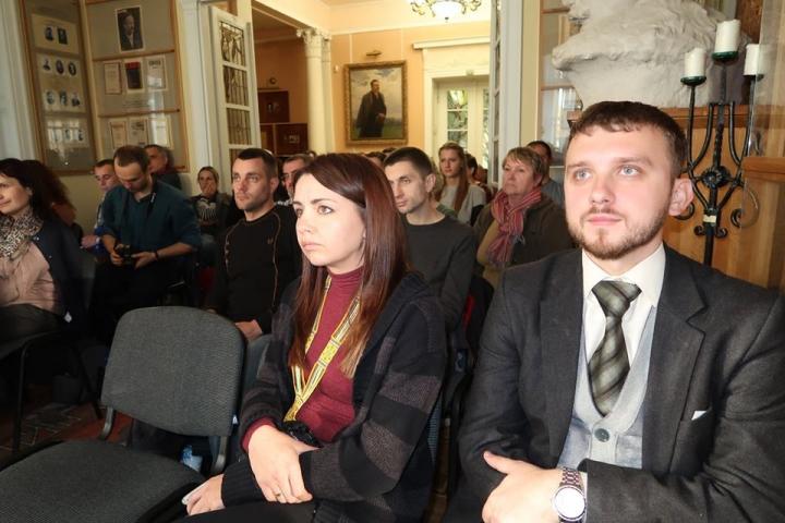 Іслам і його вплив на українських мислителів — в центрі уваги на зустрічі львівян із азербайджанським вченим