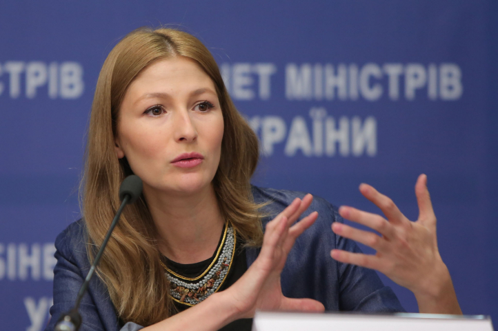 Еміне Джепарова: Крим є невід'ємною  частиною України