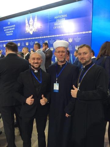 Саид Исмагилов: «Общенациональный молитвенный завтрак демонстрирует единство нации»