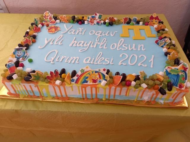 У «Qırım ailesi» урочисто розпочався новий навчальний рік