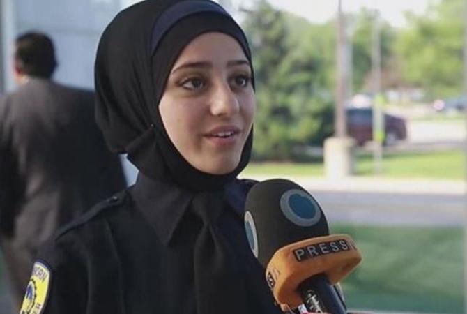 В Турции, Канаде и Шотландии женщинам-полицейским разрешили носить хиджаб