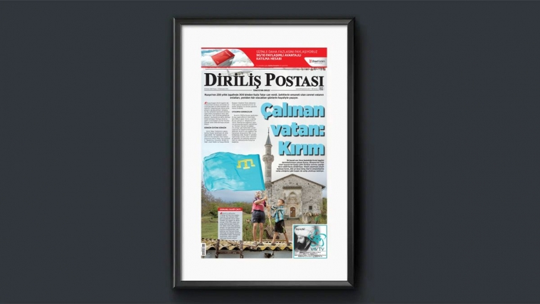 Diriliş Postası: Нащадки кримськотатарських мучеників живуть мрією про свободу