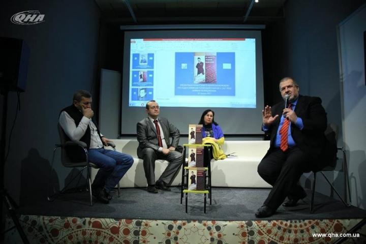 Книги кримськотатарських авторів перекладатимуть українською мовою