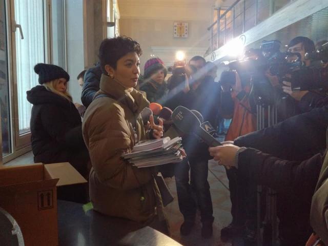 Небайдужі взяли участь в акції «Не святкові подарунки Путіну»