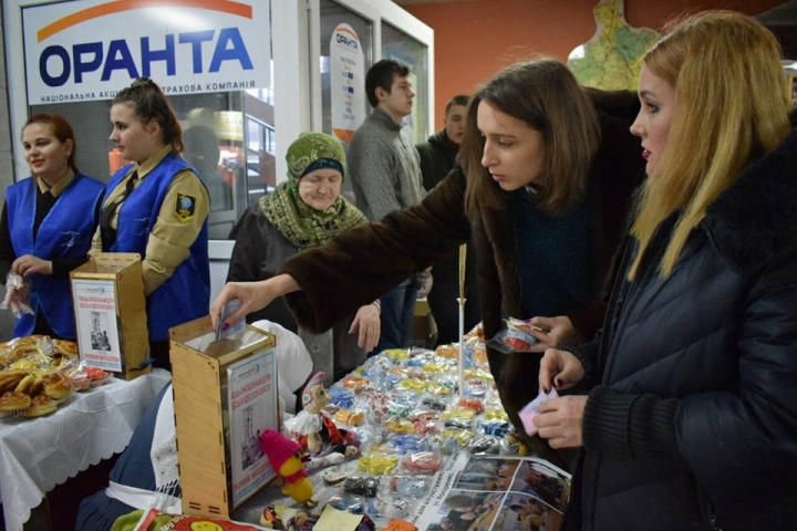 Одесские мусульмане собирали средства на аппаратуру для онкобольных детей