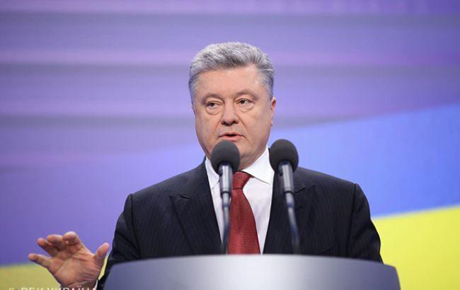 Порошенко вітає рішення ЮНЕСКО про моніторинг ситуації в окупованому Криму